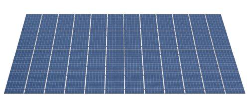 комплект креплений для 48 солнечных панелей