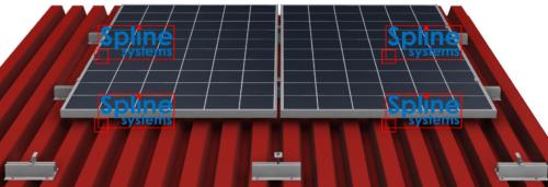 безпрофильная система для солнечных панелей