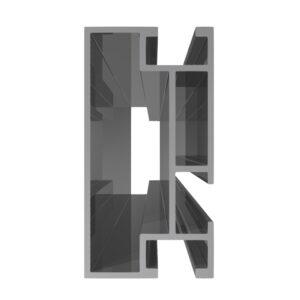 алюминиевый профиль для крепления солнечной панели
