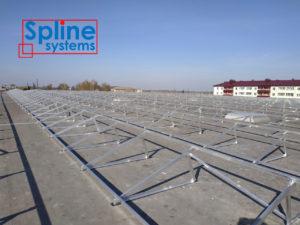 Балластная система для солнечных панелей