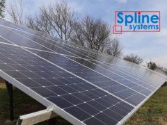 Профиль для крепления солнечных панелей