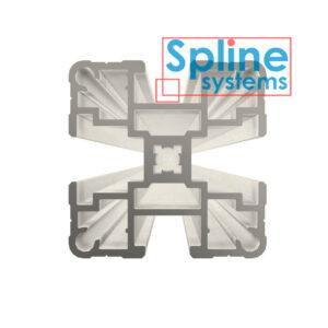 Станочный алюминиевый профиль КАП